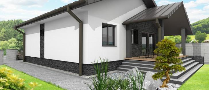 Novostavba rodinného domu v Púchove na Vieske s pozemkom 817 m2 !