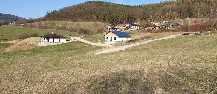 Stavebné pozemky v Púchove- časť Vieska