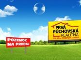 Pozemok na výstavbu chaty v Belušských Slatinách !