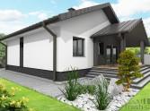 Rodinný dom v Púchove na Vieske bez pozemku