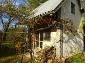 Predávame záhradnú chatku v Dubnici nad Váhom